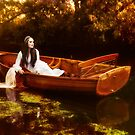 Bride on the Stour I - Twilight  by melmoth