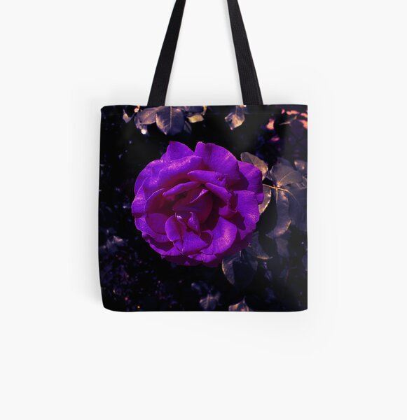 Nature All Over Print Tote Bag