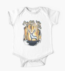 Deer God Master of the Forest One Piece - Short Sleeve