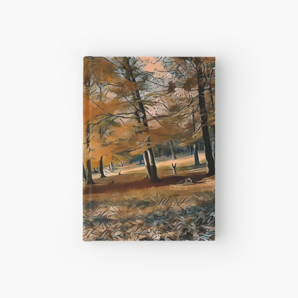 Amaretto Lookout Hardcover Journal