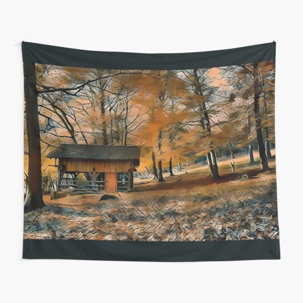 Amaretto Lookout Tapestry