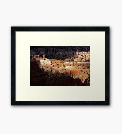 Do You Believe in Magic ~ Bryce Canyon, Utah USA Framed Print