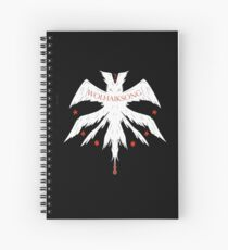 Wolhaiksong Spiral Notebook