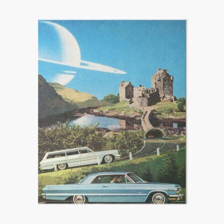 Scenic Route 105 Art Board Print