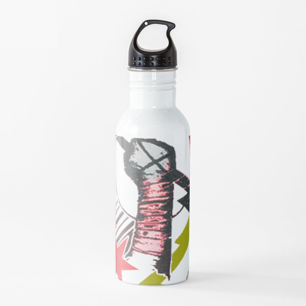 SM PUNKS LOGO FIGHT FREE SHIRT Botella de agua
