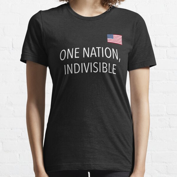 One Nation, Indivisible Essential T-Shirt