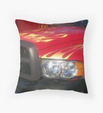 Now THATS What I Call a Firetruck!!! Throw Pillow