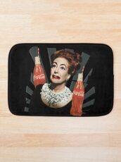 Joan Crawford Coca-Cola Bath Mat