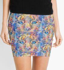DeepDreamed Mini Skirt