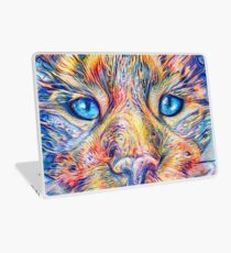 DeepDreamed Laptop Skin
