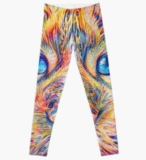 DeepDreamed Leggings