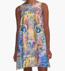 DeepDreamed A-Line Dress