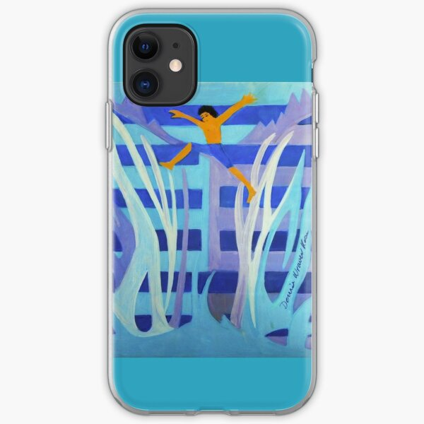 Hexagram 4: Mêng (Youthful Folly)  iPhone Soft Case