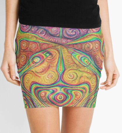 Alien deep dreams Mini Skirt