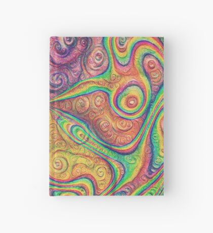 Alien deep dreams Hardcover Journal