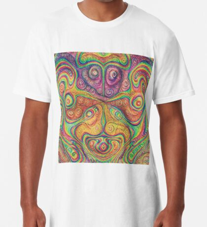 Alien deep dreams Long T-Shirt