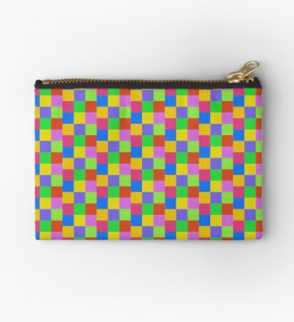 Deep Dreaming of a Color World 2K 2 Zipper Pouch