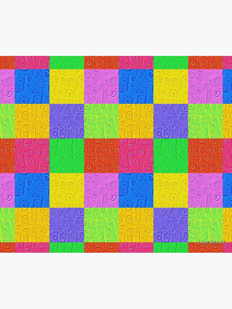Deep Dreaming of a Color World 2K 2 by blackhalt