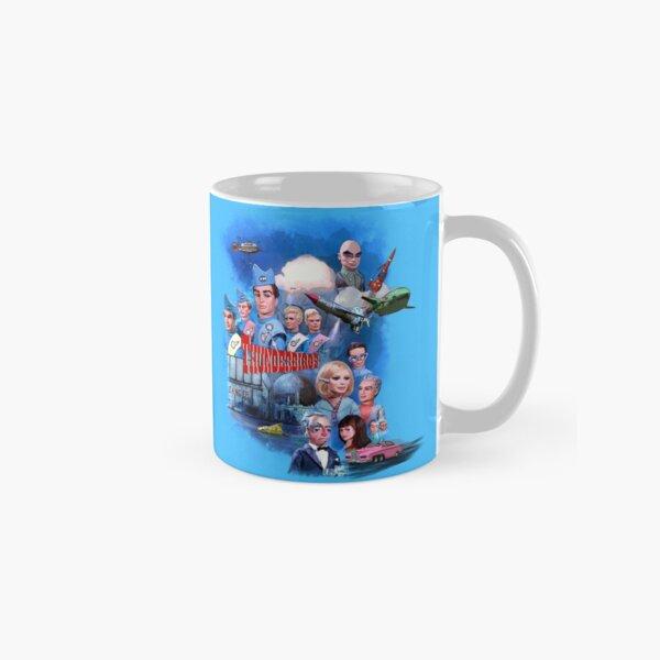 Thunderbirds drawing 1 Classic Mug