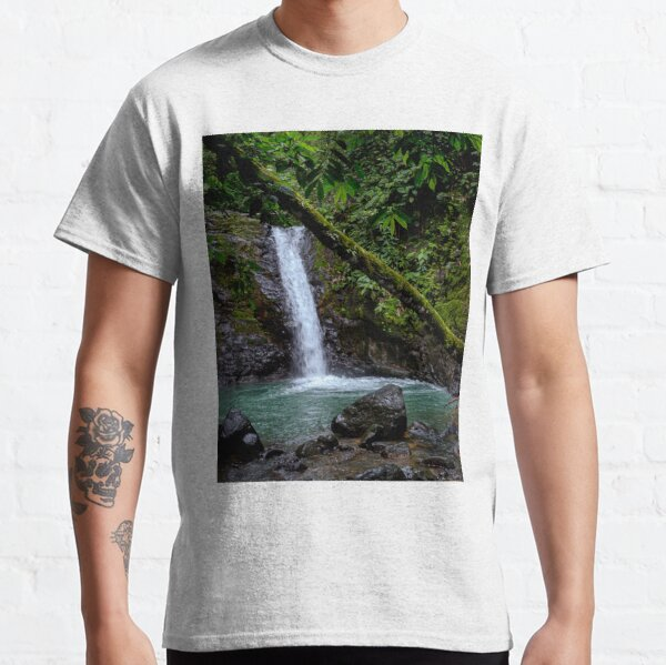 Uvita Waterfall Classic T-Shirt