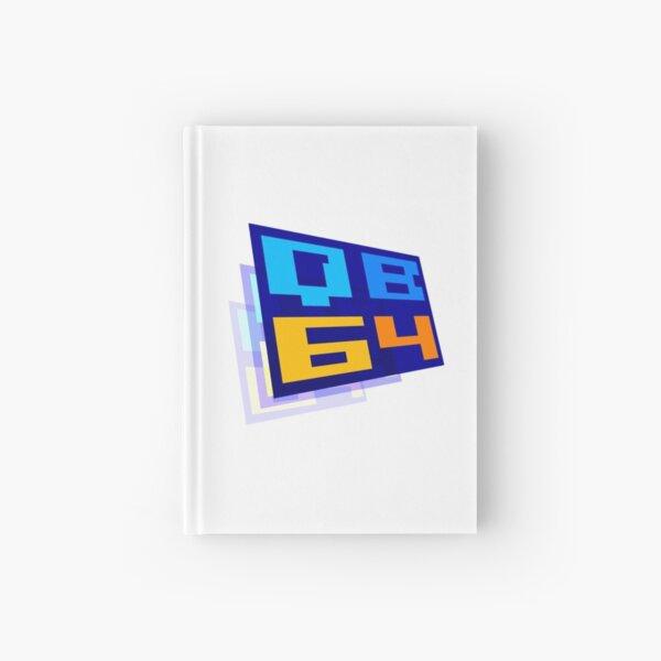 Official QB64 1.3 Logo Hardcover Journal