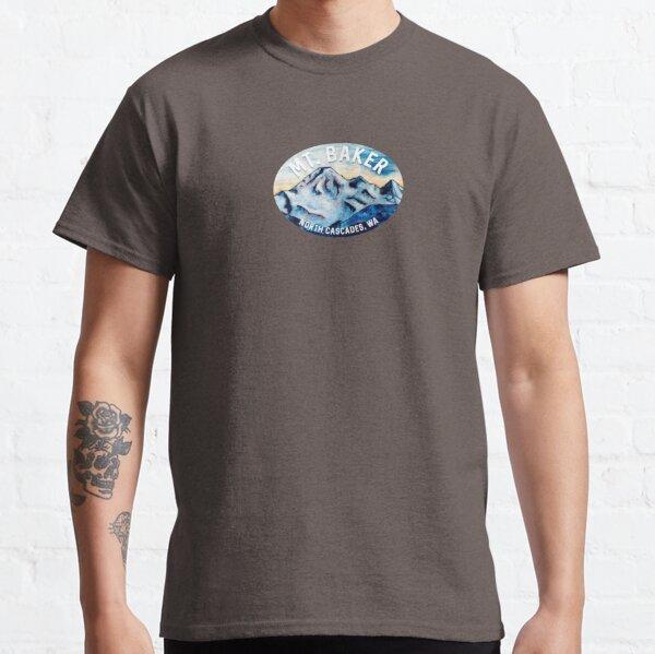 Mt. Baker North Cascades, WA Classic T-Shirt