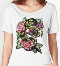 Seviper-pokemon tattoo collaboration Women's Relaxed Fit T-Shirt