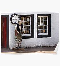 Loch Fyne Whiskies Poster