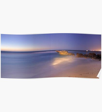 Trigg Beach - Western Australia  Poster