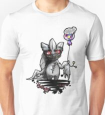 Banette and drifloon pokemon piece Unisex T-Shirt