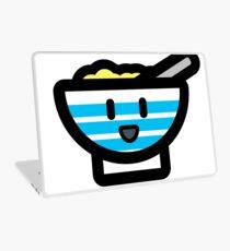 Porridge makes me happy Laptop Skin