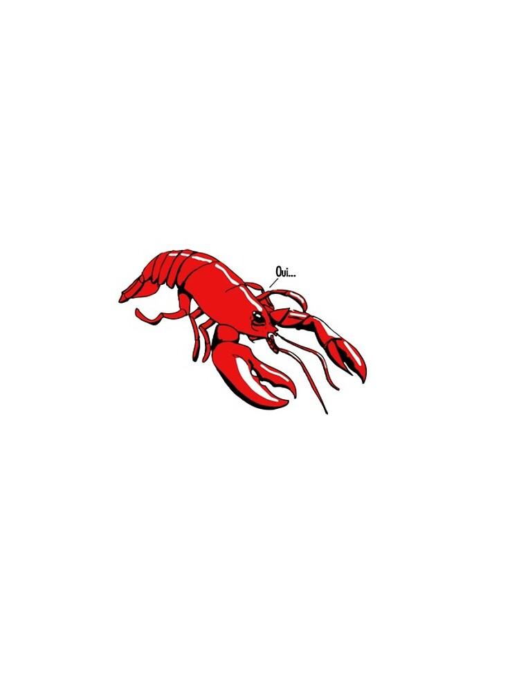 Lobster by thingsinjars