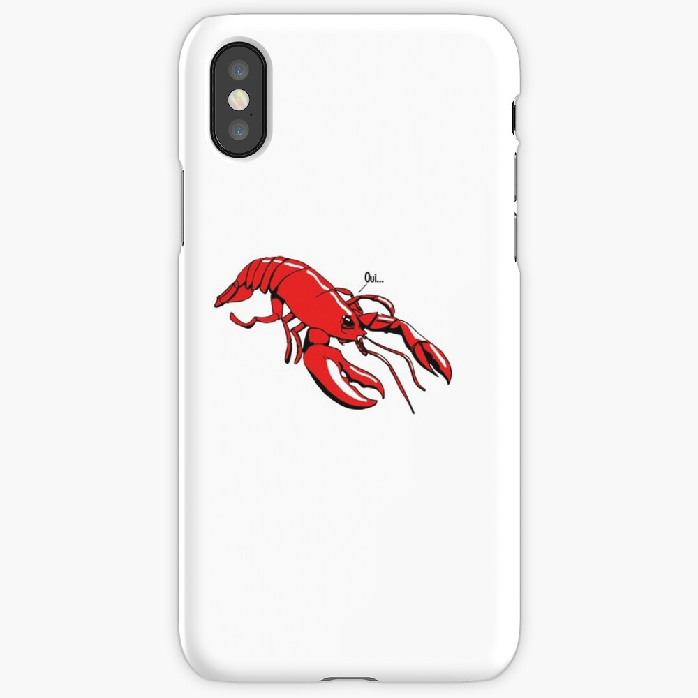 Lobster iPhone Case & Cover