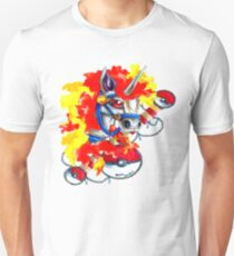 Rapidash - Pokemon Tattoo Inspiration Unisex T-Shirt