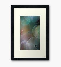 Symbiosis N°2 Framed Print