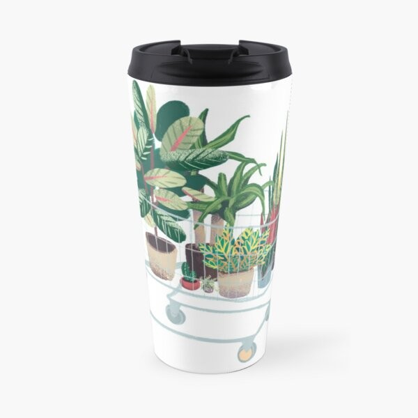 Plant friends Travel Mug