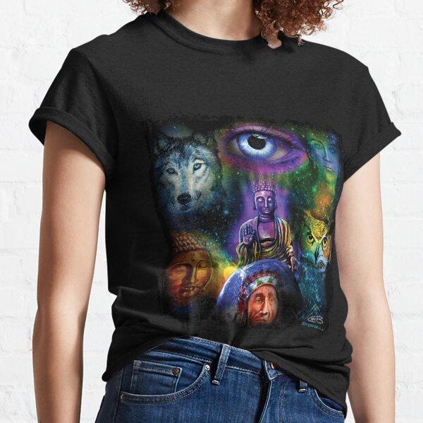 Universal Spiritiual Meditation Classic T-Shirt