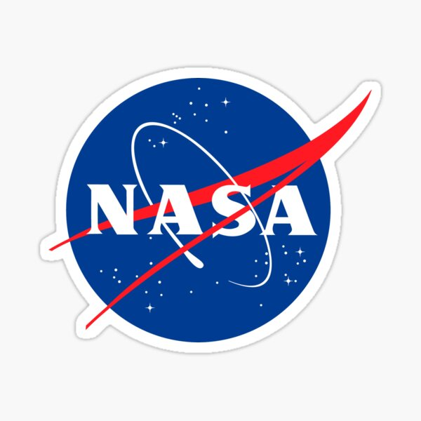 Official Nasa Sticker