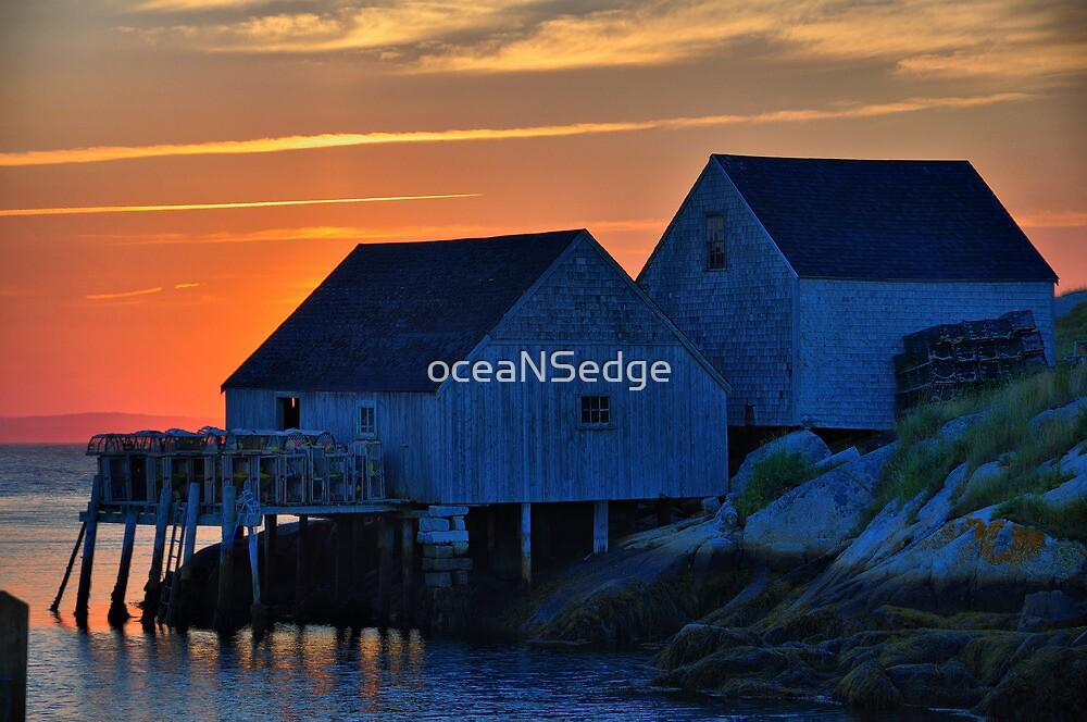 Peggys Cove by oceaNSedge