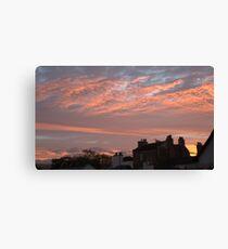 Sunrise 05/10/10 Canvas Print