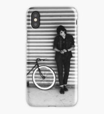 Stephan Krenn by iPhoneographer Matteo Genota iPhone Case/Skin