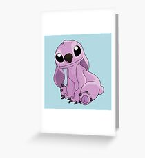 Sweet Pink Greeting Card
