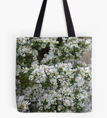 Calico Aster - Aster lateriflorus Tote Bag
