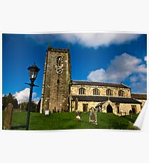 All Saints Church - Nafferton, East Yorkshire Poster