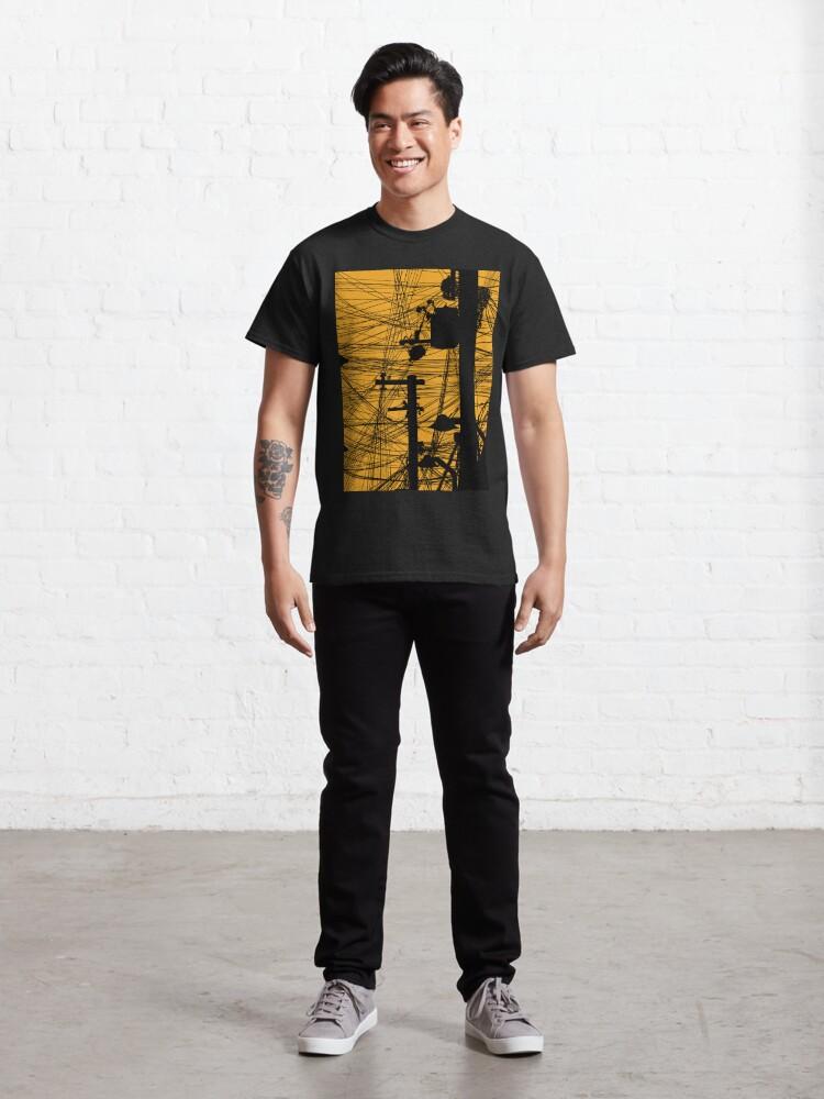 Alternate view of Urban Caos Classic T-Shirt