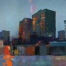 garages. zapadny. by Nikolay Semyonov
