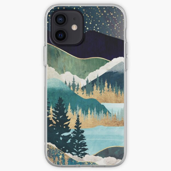 montagnes Coque souple iPhone