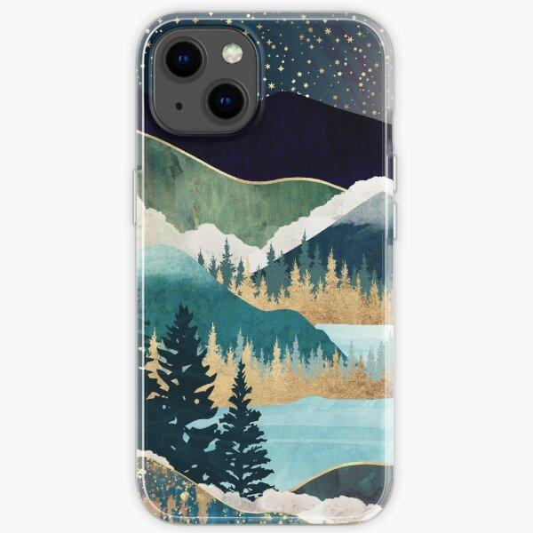 Star Lake iPhone Soft Case