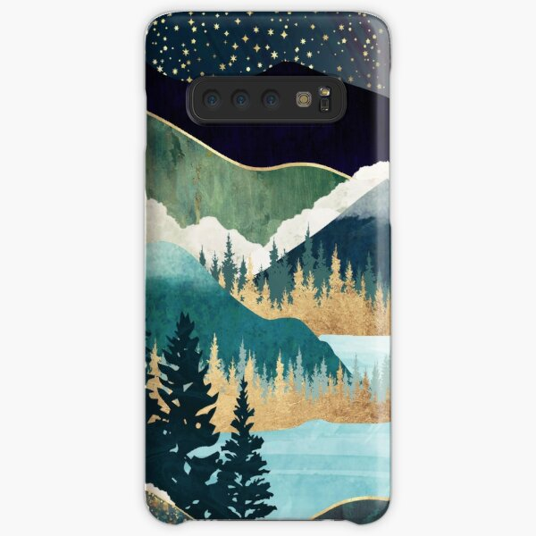 Star Lake Samsung Galaxy Snap Case