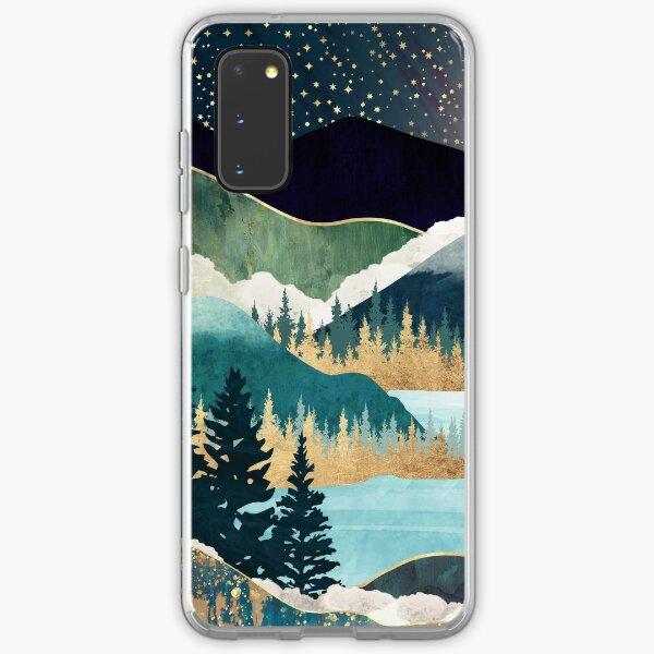 Star Lake Samsung Galaxy Soft Case